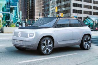 Volkswagen показал облик будущего бюджетного электромобиля