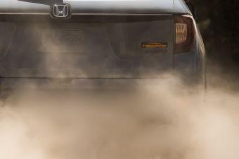 Honda выпустит автомобили TrailSport для любителей бездорожья