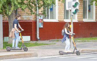 Минтранс России запретит электросамокатам разгоняться быстрее 25 км/ч