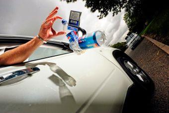 Дорожные камеры научат определять выброшенный из машины мусор. Грядут серьезные штрафы
