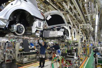 Toyota сообщила, сколько автомобилей недовыпустит в 2021 году