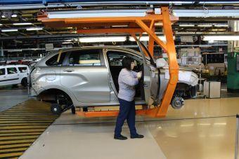 АвтоВАЗ возобновил выпуск четырех моделей на платформе Renault
