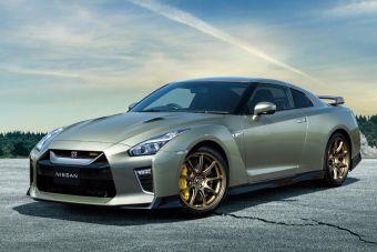 Nissan показал GT-R 2022 модельного года и две спецверсии