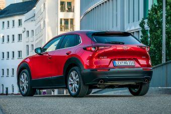 Слухи: кроссовер Mazda CX-30 покинет российский рынок