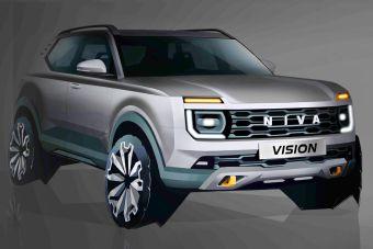 Глава АвтоВАЗа: Lada Niva следующего поколения будет стоить от 1 млн рублей