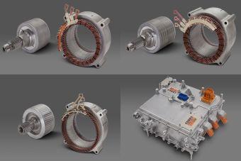 General Motors представила три электромотора для будущих бестопливных автомобилей
