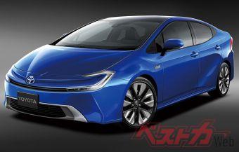 Следующее поколение Toyota Prius получит водородный двигатель
