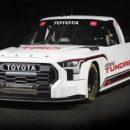 Новая Toyota Tundra теперь существует и в виде кольцевого болида