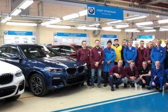 «Автотор» ждет от BMW решения по продолжению выпуска машин в России до конца года