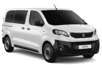 Peugeot Expert получил в России версию для бизнесменов