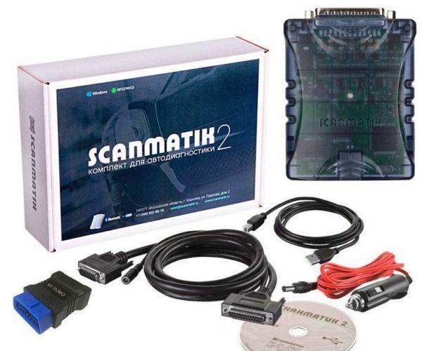 Приобрести сканер для диагностики систем техники в авто