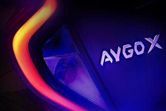 Toyota анонсировала субкомпактный кроссовер Aygo X, который создает специально для Европы