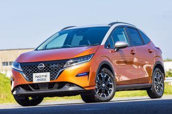 Ассортимент Nissan Note в Японии пополнился кросс-версией