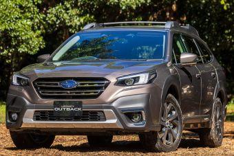 Subaru запустила продажи Legacy Outback в Японии