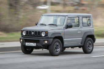 Suzuki подняла цены на все модели в России