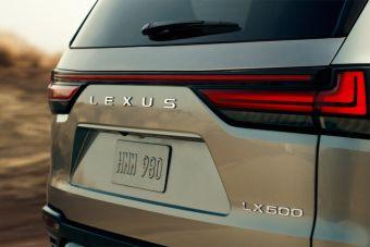 Мировая премьера нового Lexus LX пройдет в Москве