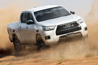 В Японии начали продавать Toyota Hilux в версии GR Sport