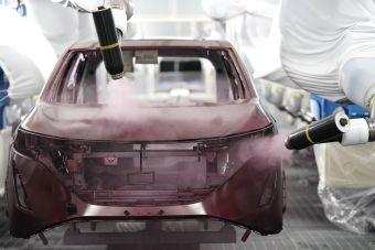 В Nissan рассказали о методе сборки SUMO для электромобилей нового поколения