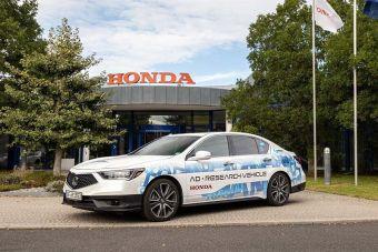 Honda уже тестирует автопилот четвертого уровня. У Теслы пока нет и третьего