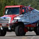Японская Hino собрала гибридный грузовик для ралли «Дакар»